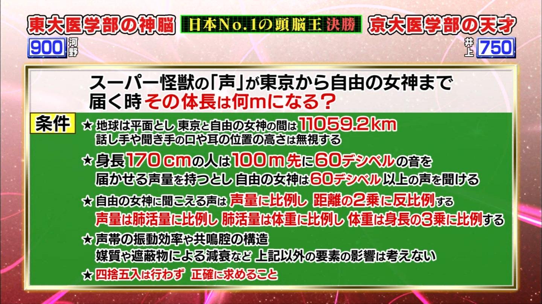 【悲報】日本のテレビ局、天才にしょうもないクイズを解かせる