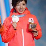 スピードスケート金メダル・小平奈緒(31)、1400万円振り込まれる模様
