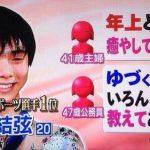羽生結弦ファン(61)「費用は400万円以上」 (40)「1日16時間見守る」