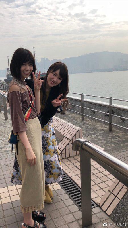 【画像】西野七瀬のパイスラ写真エッッッッ!!