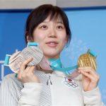 【画像】高木美帆がバッチリ化粧をした結果www