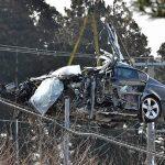 【訃報】陽キャ5人組、レクサスで田舎道をかっ飛ばして無事死亡