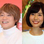 【速報】フジ山崎夕貴アナ、おばたのお兄さんと結婚