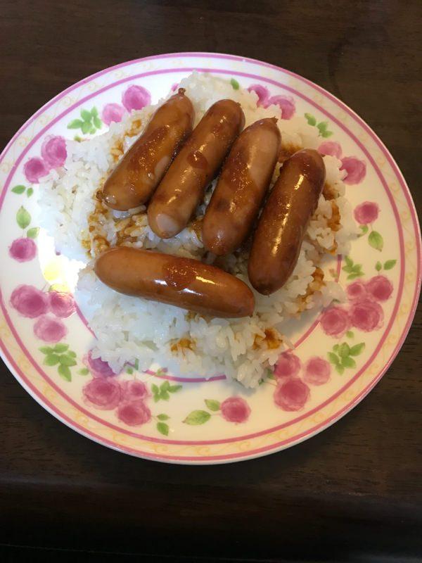 【画像】19歳女子大生が夕飯おしゃれに作ったよーー
