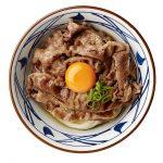 【画像】丸亀製麺、「牛すき釜玉」発売 牛丼チェーン逝ったあああああああ!!!
