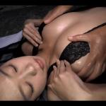 【画像】青山ひかるちゃん、思いっきりおっぱい揉まれる😭