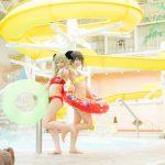 【画像】奈良県、屋内プール貸し切りでセクシー水着コスプレ大会をしてまう