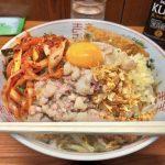 【画像】AV女優・桃乃木かなさん、2日連続でラーメン二郎を食べる