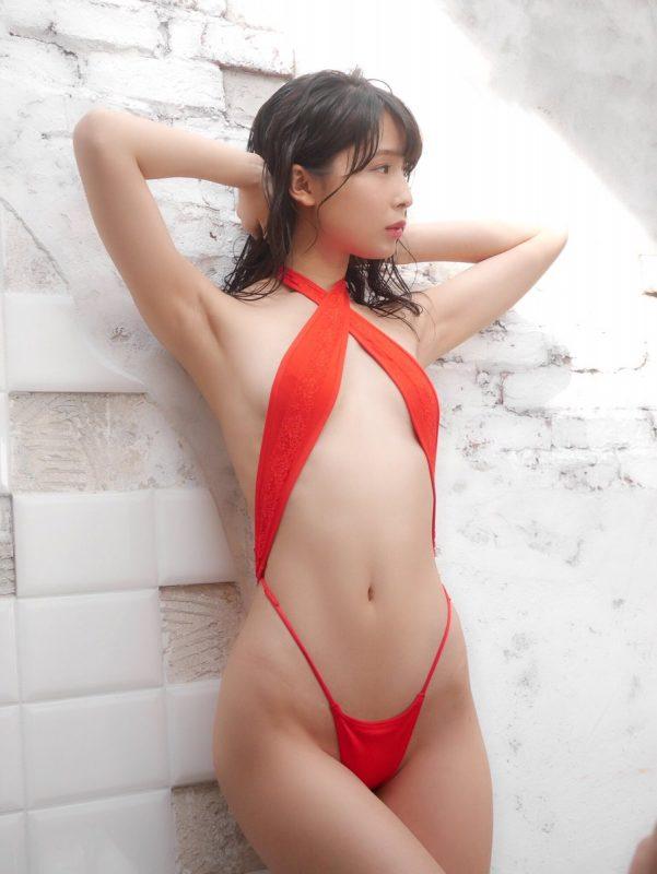 【画像】めちゃくちゃエチエチな水着が発見される!!!
