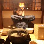 【画像】セクシー女優・桃乃木かなさん、しゃぶしゃぶで豪遊する