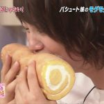 【画像】高木菜那「ロールケーキかぶりついた結果」
