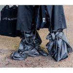 【画像】左足壊死ニキスタイル、ファッション界で流行る