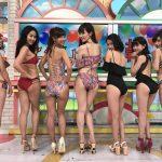 【画像】美女7人「どのお尻に挿れたいの?w」