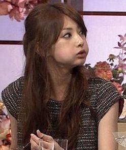 【画像】北川景子はナチュラルメイクの方が可愛い説