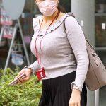 【画像】テレ朝の三谷紬アナ(23)がさらに巨乳化