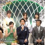 【画像】NHK『うたコン』がHすぎると話題にwww