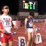 【画像】日本陸上選手、ノーパンで下半身がくっきり映ってしまう