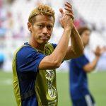 本田圭佑「サッカーはエンターテイメント。面白いサッカーを見たかったファンに申し訳ない」