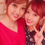 【画像】菊地亜美、そっくりすぎる姉との2ショット公開「双子?」「激似!!美人姉妹」