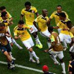 サッカー・コロンビア代表、ゴールパフォーマンスを練習 日本戦で披露へ