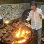 【画像】尾田栄一郎さんちのバーベキューに呼ばれた結果