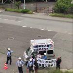 【画像】 左翼、RADWIMPSへ抗議デモを行うも3人しか集まらない