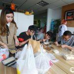 【画像】1食で4キロのチャーハンを食べる中国の美女