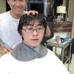 【画像】 陰キャが渋谷の美容院に行った結果www