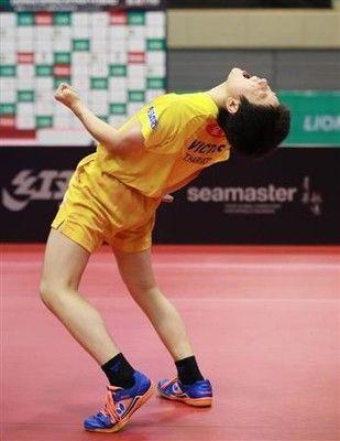 【卓球】張本智和、ガチでヤバい 強すぎる!リオ王者、世界銅、そしてロンドンも王者倒して初優勝!