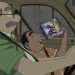 【画像】元太、アガサ博士の車でポップコーンを食べてしまい炎上