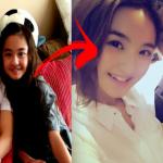 【画像】中国のミュージシャン(30)、10年間交際したカナダ人モデル(18)と結婚