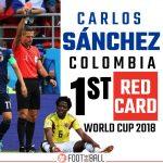 サッカーコロンビア代表のサンチェスは果たして国に帰れるのか