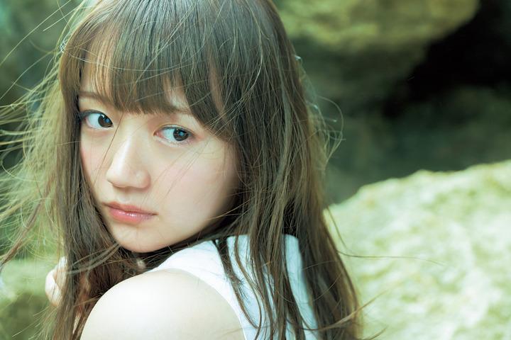【画像】奇跡の美少女声優・尾崎由香の白水着姿www
