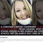 タンポンの長時間使用で16歳少女が死亡 「4~6時間毎に交換、8時間以上入れっぱなしは危険」