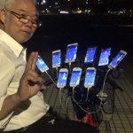 【画像】おじいさん「ポケモンGOハマりまくってチャリ改造した」