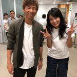【画像】乾貴士と小島瑠璃子の2ショットwww
