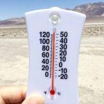 アメリカで52℃www