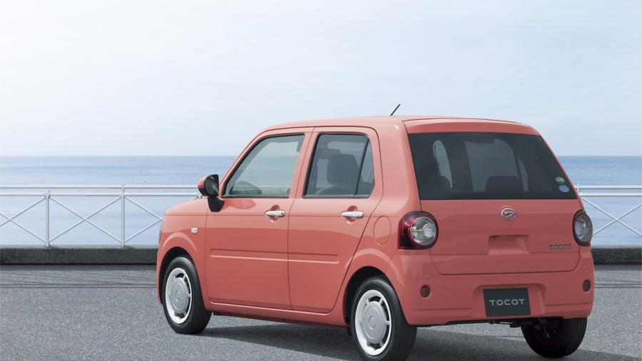 【朗報】ダイハツの女性社員が考案した軽自動車が目標の3倍売れる