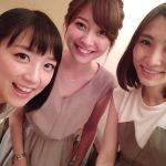 【画像】竹内由恵「親友のはあちゅうの結婚のお祝いをしに行きました!!」