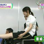 健康診断で体操服の女子生徒の乳を揉んだレントゲン技師逮捕