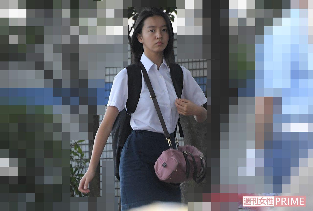 【画像】キムタク次女Kokiの水着姿がこちら!