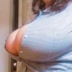 【動画像】Pカップの乳を晒す人妻wwwww