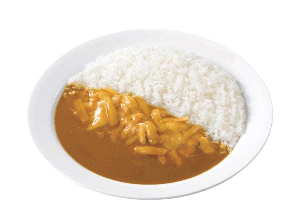 農林水産省「カレーにチーズをトッピング。世界にアピールする日本食の鉄板メニュー」 ←は?