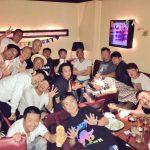 【画像】松本人志の55歳誕生会に芸人大集結