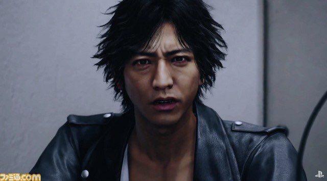 【画像】木村拓哉さん、ゲームの主人公になる