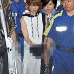 【画像】警察に連行される吉澤ひとみが美少女すぐる件