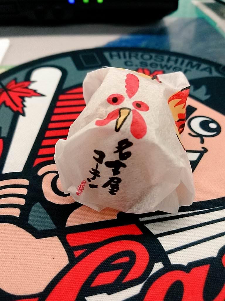 【画像】名古屋、ついにういろう以外の銘菓お土産を完成させる