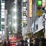 歌舞伎町のまんさん、飛び降り自殺をして通行人の男性を巻き添えにする