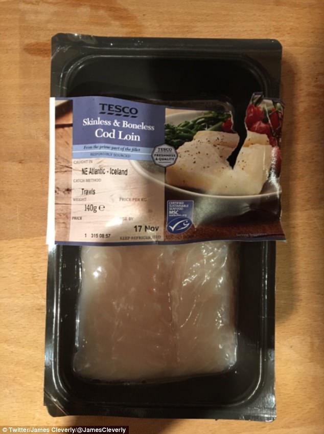 【画像】イギリス人、消費者をバカにした商品を出してしまう