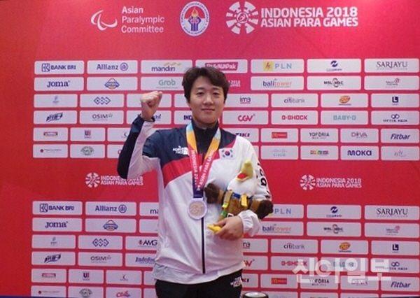 韓国、アジアパラ大会に健常者を派遣し見事金メダル 障害者共に格の違いを見せつける